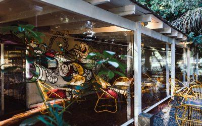 Obra en Santa Calma Resto Bar  2017